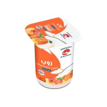 Stirred Yoghurt Peach Apricot 125 gm