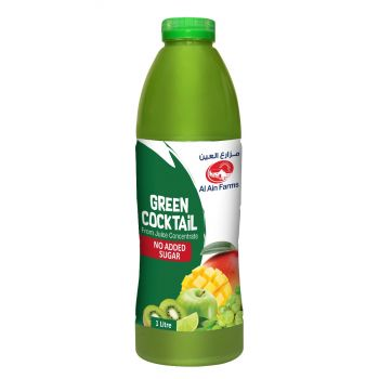 Green Cocktail Nectar 1 Litre