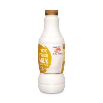Double Cream Milk 1 Litre
