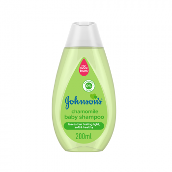 Johnsons Baby Shampoo Chamomile