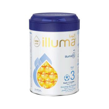 Illuma Milk Powder Stage 3 850g