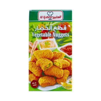 Al Kabeer Vegetables Nugget 270 Grams ( Frozen )