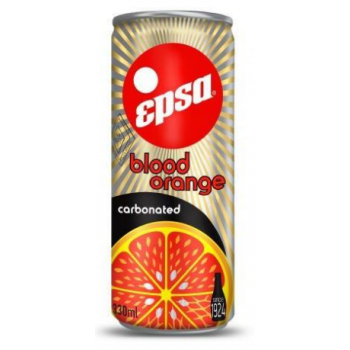 EPSA Blood Orange Carbonated Drink