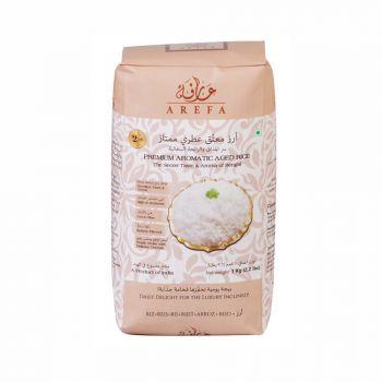Arefa Premium Aged Aromatic Rice 1kg