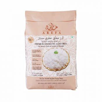 Arefa Premium Aged Aromatic Rice 5kg