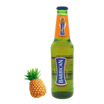 Barbican Non Alcoholic Drink Pineapple Flavor