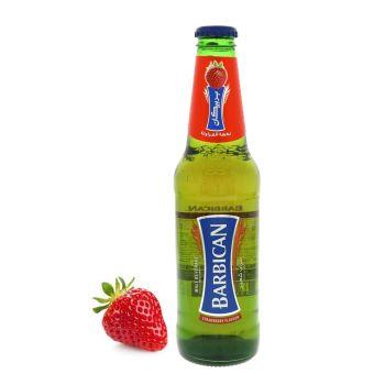 Barbican Non Alcoholic Drink Strawberry Flavor