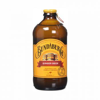 Bundaberg Pack Of 4- Ginger Bev 375ml