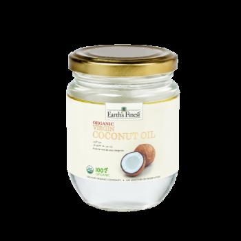 Organic Virgin Coconut Oil 200ml