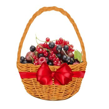 Gift Basket - Berry Blast