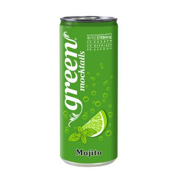 Green Mocktails Mojito