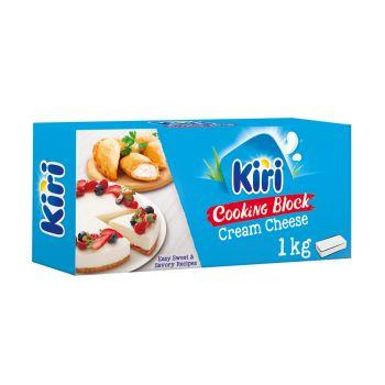 Iri Cream Cheese Block 1kg ( Chilled )