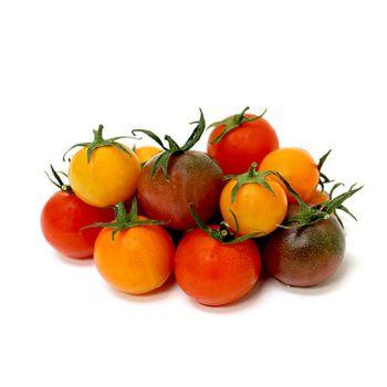 Tomatoes Mixed Plum cherry