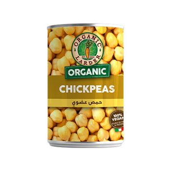 Organic Larder Chick Peas
