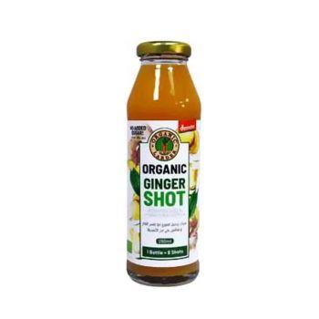 Organic Larder Ginger Shot