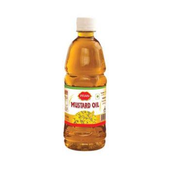 Mustarted Oil (pran)
