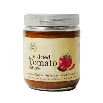 Chilly Date Sun Dried Tomato Sauce