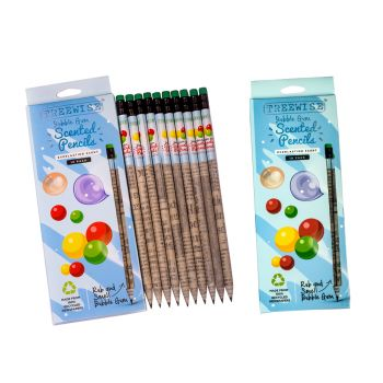 Scented Pencils - Bubble Gum