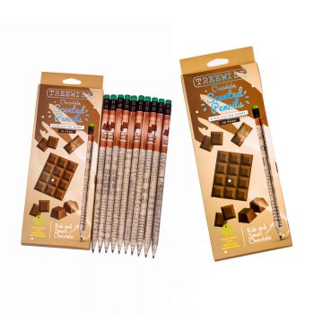 Scented Pencils - Chocolate