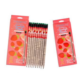 Scented Pencils - Strawberry