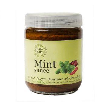 Spiced Mint Date Sauce