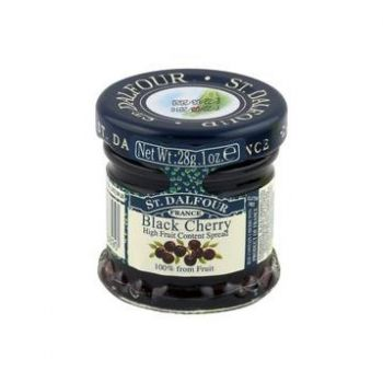 St. Dalfour Black Cherry Jam