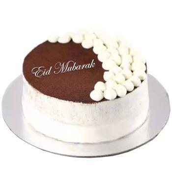 Eid Cream Cake Tiramisu Flavor