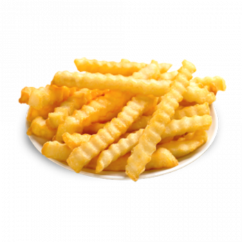 Frozen French fries Pre fried