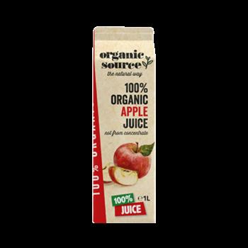 Organic Source 100% Apple Juice
