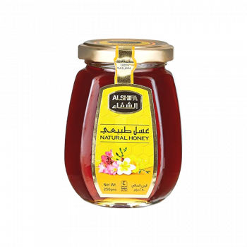 Al Shifa Natural Honey 250g
