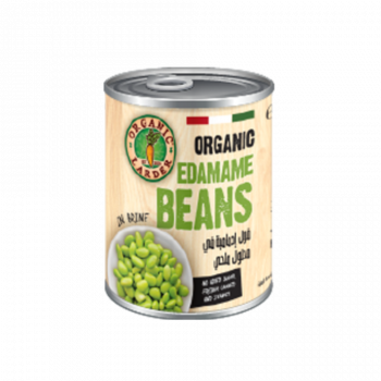 Veg Edamame Soybean (200g) Organic Larder