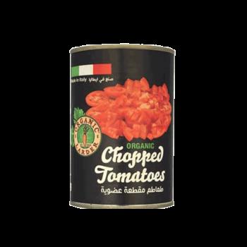 Chopped Tomato Organic Larder