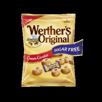 Classic Cream Candies Werther's Original Sugar Free