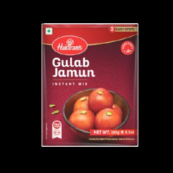 Gulab Jamun Haldirams Instant Mix