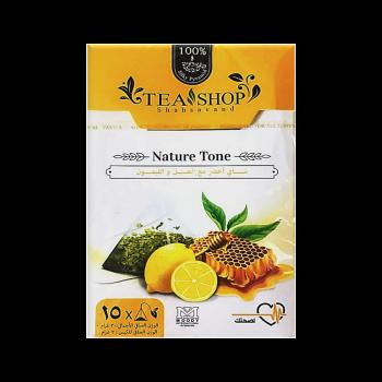 Honey Lemon Green Tea
