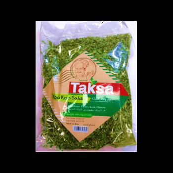 Dry Koo Koo Sabzi