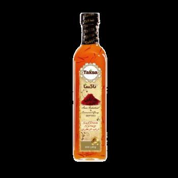 Saffron Syrup (TAKSA)