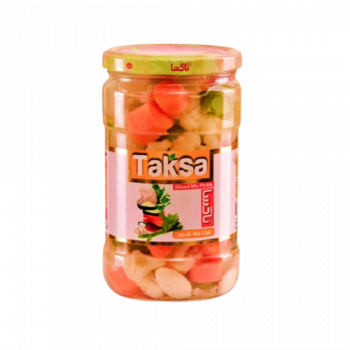 Mixed Pickled