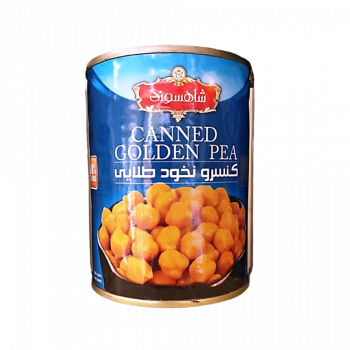 Canned Golden Pea