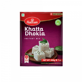 Instant Mix Khatta Dhokla