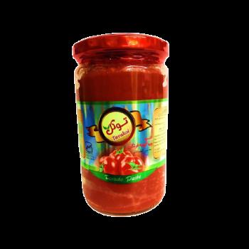 Tomato Paste Bottle - Tavakol