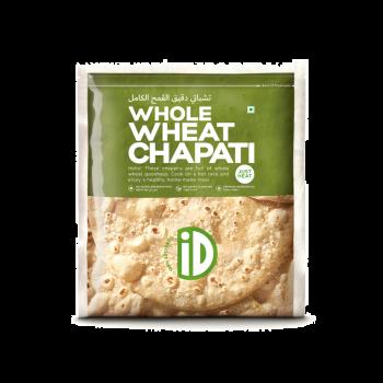 Natural Whole Wheat Chapati