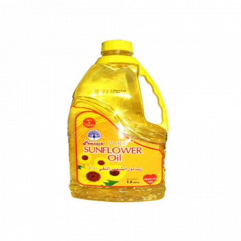 Peacock sunflower cooking oil