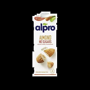 Alpro Roasted Almond Milk (sugar free)