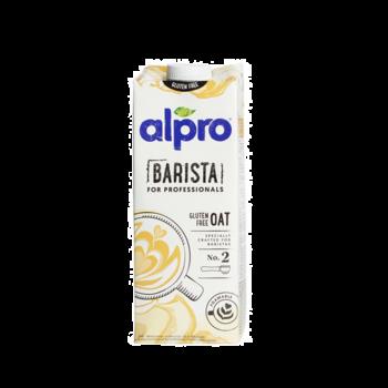 Alpro Barista oat milk