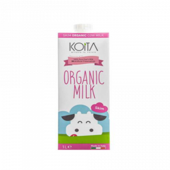 Koita Organic cow Milk