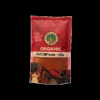 Organic Red Chilli Powder
