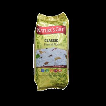Nature's Gift Classic Basmati Rice