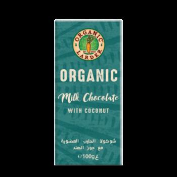 Organic Larder Chocolate Milk With Coconut