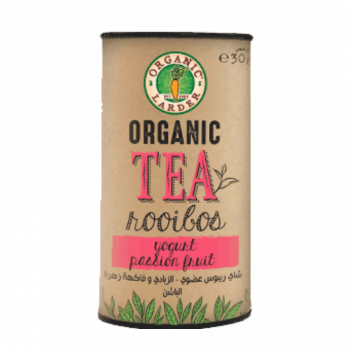 Organic Larder Tea Rooibos w/ Yoghurt + PassionFruit